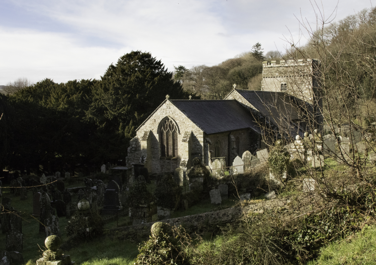 Nevern-Church